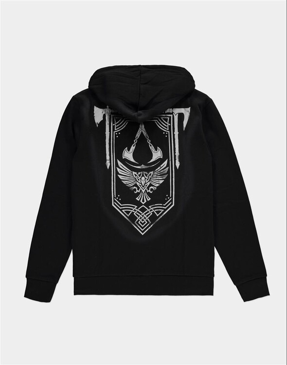 Hoodie Assassin's Creed: Valhalla - Crest Banner