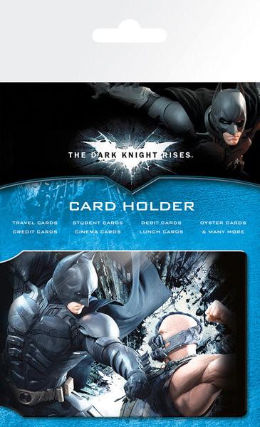 Batman: Il cavaliere oscuro: Il ritorno - Battle Astuccio porta tessere