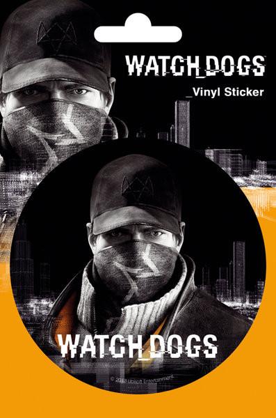 Watch Dogs - Aiden - Aufkleber