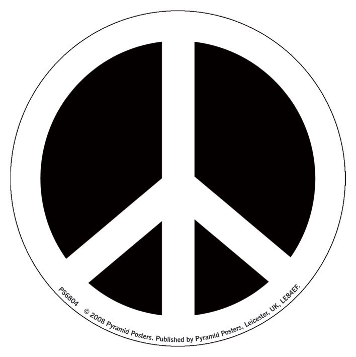 CND - symbol Autocolant
