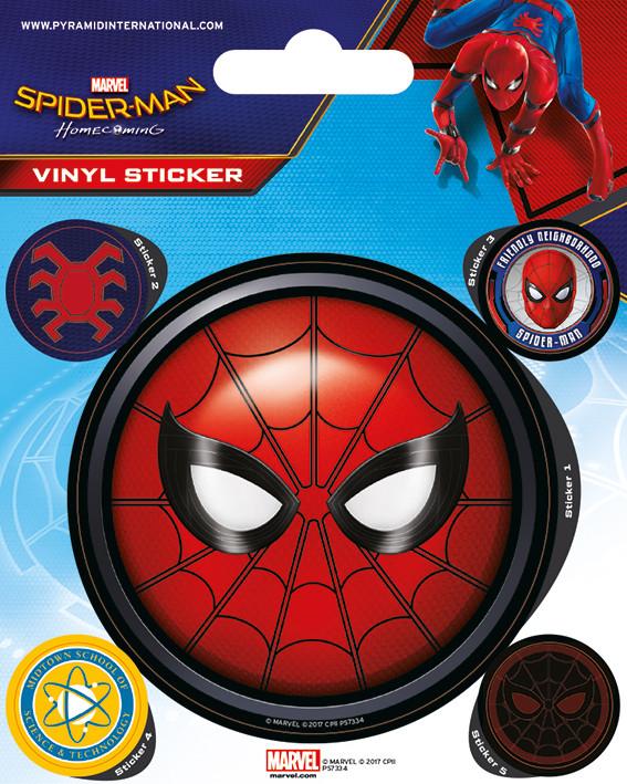 Spider-Man Homecoming Autocollant