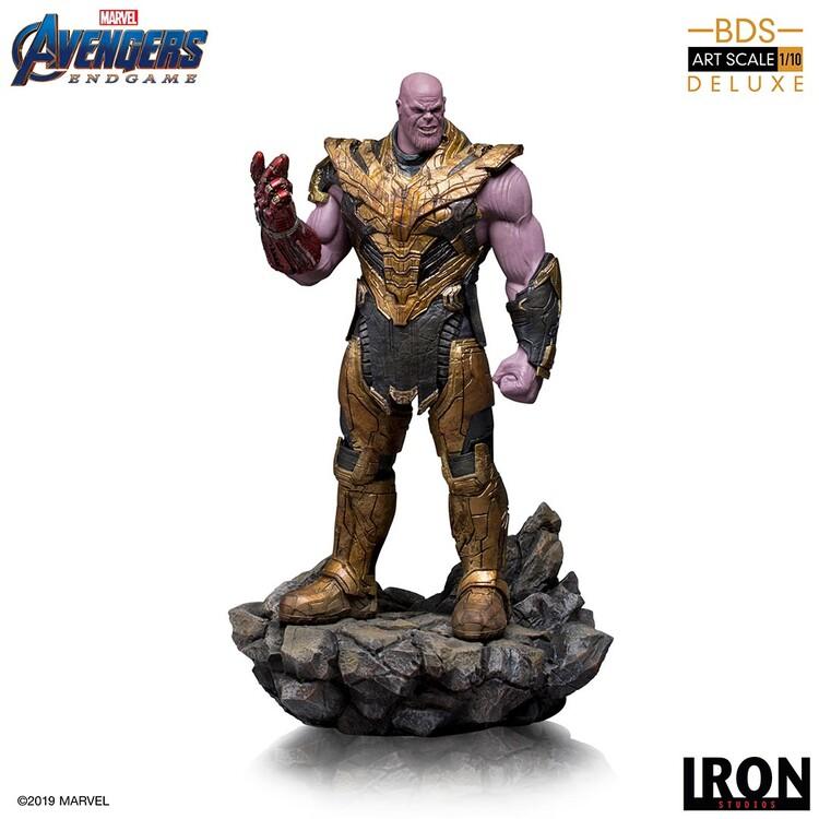 Figurica Avengers: Endgame - Black Order Thanos (Deluxe)