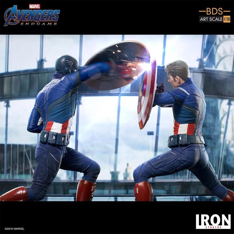 Figurka Avengers: Endgame - Captain America (2023)