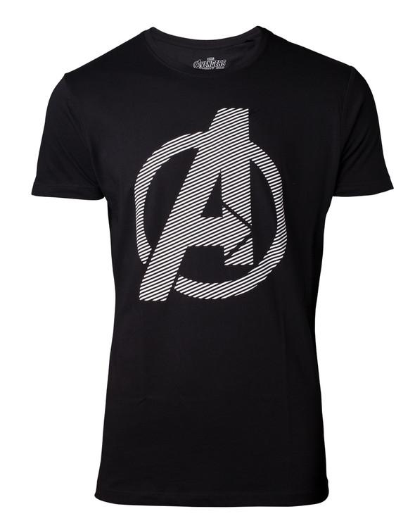 T-Shirt  Avengers Infinity War - Avengers Logo