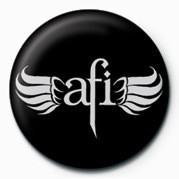 AFI - WINGS LOGO Badge
