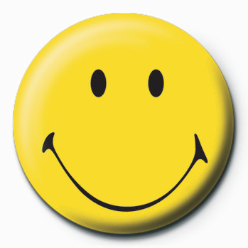 Smiley (Face) Badge