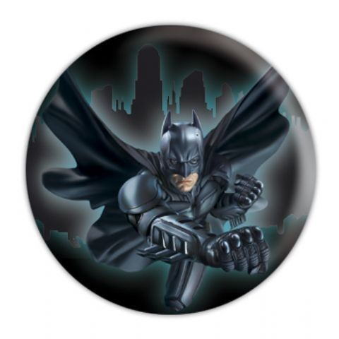 BATMAN - city Badge