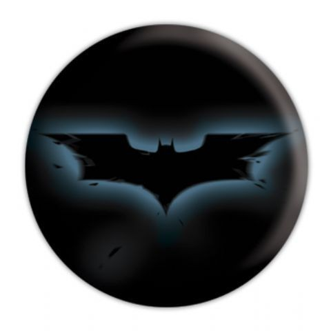 BATMAN - logo Badge