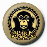 BLACK EYED PEAS Badge
