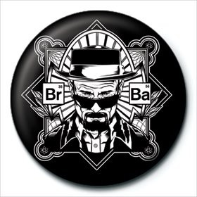 Breaking Bad - Frame Badge