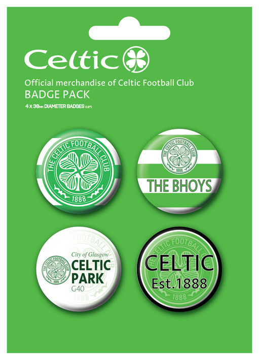 Badges CELTIC