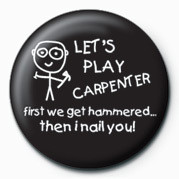 D&G (Let's Play Carpenter) Badges