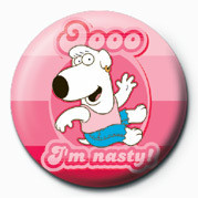 Family Guy (I'm Nasty) Badges
