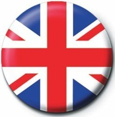 Flag (Union Jack) Badge
