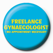 Freelance Gynaecologist Badge