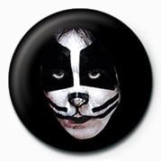 KISS (PETER CRIS) Badge