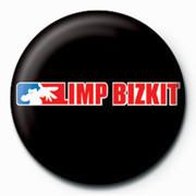 Limp Bizkit - Mic Logo Badge