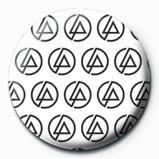 LINKIN PARK - multi logo Badge