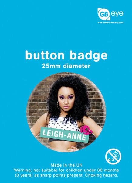 LITTLE MIX - leigh an  Badge