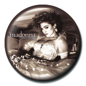 MADONNA - Like a virgin Badge