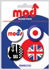 Badge MOD