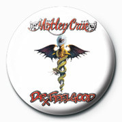MOTLEY CRUE - FEELGOOD Badge