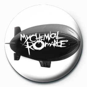 My Chemical Romance - Airs Badge