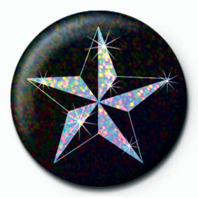NAUTICAL STAR Badges