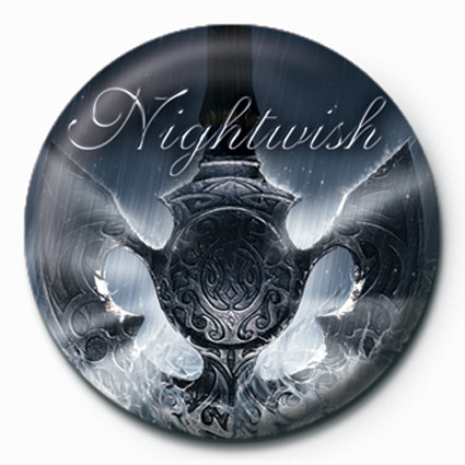 Nightwish-Dark Passion Pla Badge