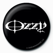 Ozzy Osbourne - Logo Badge