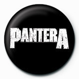 PANTERA - logo Badge
