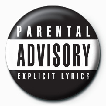 Parental Advisory Badge