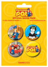 Badges POSTMAN PAT