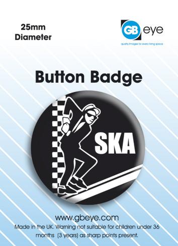 Ska Badge