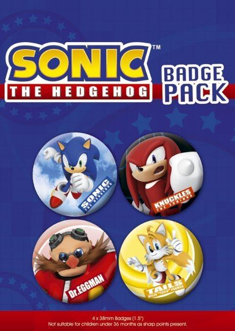 Badges SONIC MODERN