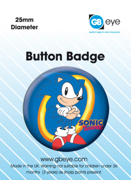 SONIC RING Badges