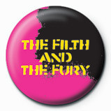 THE FILTH AND THE FURY Badges