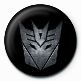 TRANSFORMERS - deception Badge