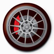 Wheel Badge