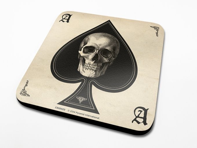 Bahnen Ace of Spades