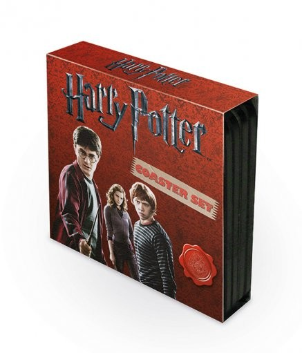 Bahnen Harry Potter - Shields