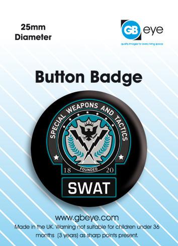 BATMAN - SWAT s.o.s. Insignă