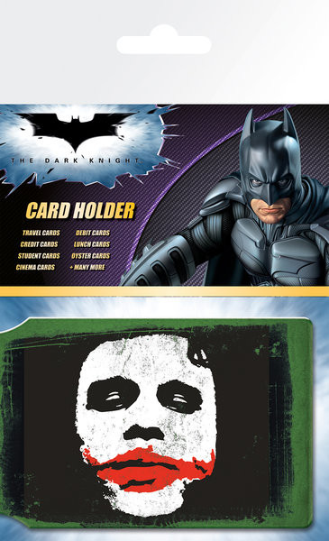 Batman The Dark Knight - Joker Portcard