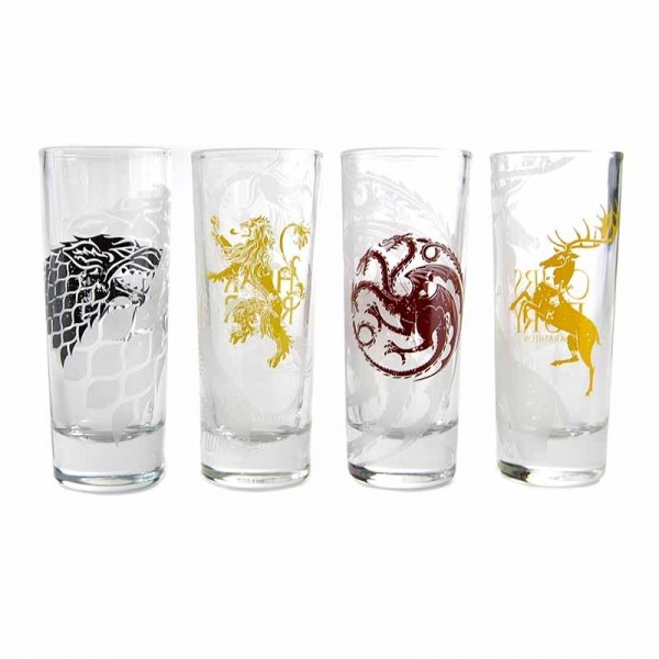 Bicchiere  Il Trono di Spade - All Houses