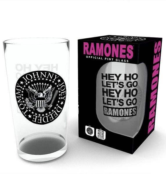 Bicchiere Ramones - Seal (Bravado)