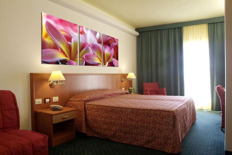 Pink Blossoms Moderne bilde