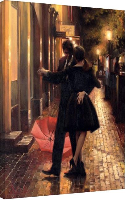 Bilden på canvas Daniel Del Orfano - Spontaneous