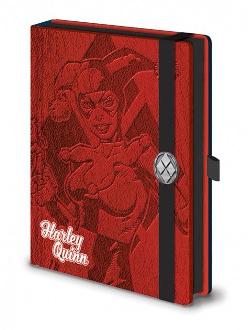 DC Comics - Harley Quinn Premium A5 Bilježnica