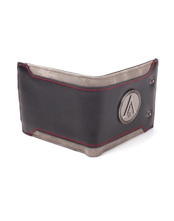 nuevo producto e43e4 b37f6 Billetera Assassin's Creed Odyssey - Metal Logo