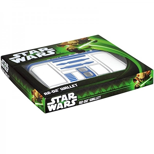 Billetera  Star Wars - R2-D2